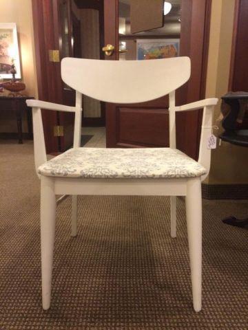 Refurbished Modern Nautical Chair