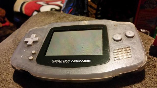 gameboy adance with extra needs gone asap