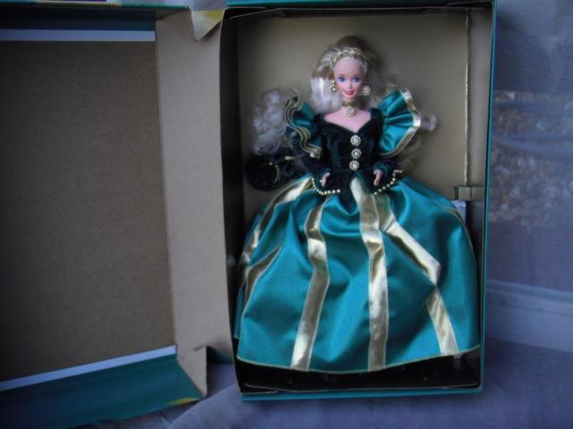 1994 Evergreen Princes Barbie NRFB - $10