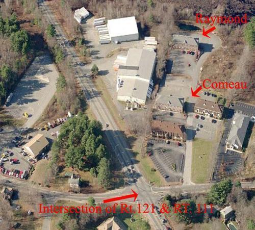 Affordable Office Unit (4) for Lease on Mary Clark Drive-Hampstead, NH