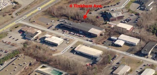 Commercial Building for Sale on Tinkham Ave-Derry, NH