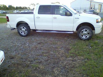 2008 FORD F150 LIMITED ONE OF 5000 MADE