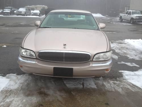 1998 Buick Park Ave.