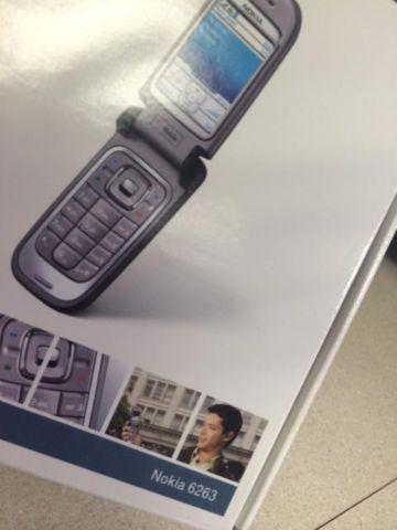 NOKIA 6263 Parts/Accssories Only