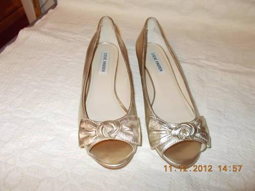 Brand New Steve Madden PARTYY-R Satin Pumps