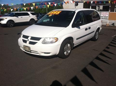 2007 Dodge Grand Caravan Passenger Passenger SE Minivan 4D