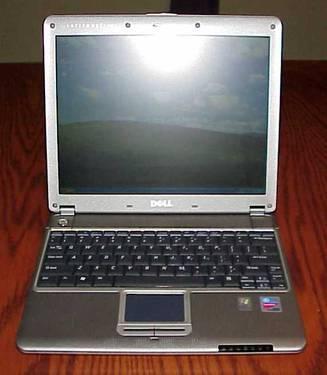 Dell Latitude X300 Pentium M Laptop