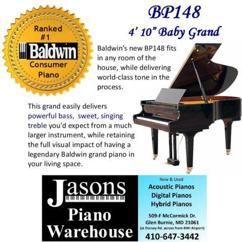Kohler & Campbell 2012 GRAND PIANO Jasons Piano Warehouse