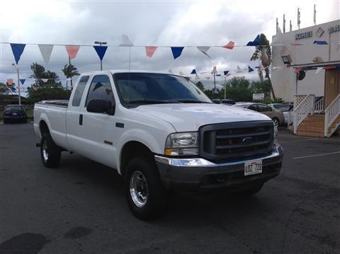 2004 Ford F350 Super Duty Super Cab Pickup XL Pickup 4D 6 3/4 ft