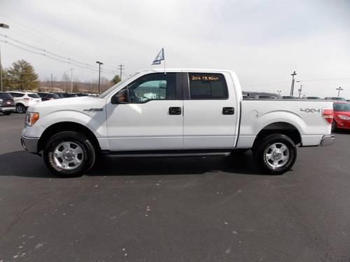 2012 ford f 150 crew cab pickup xlt crew cab 4x4 for sale in sweetwater tennessee classified. Black Bedroom Furniture Sets. Home Design Ideas