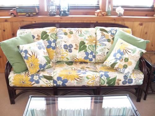 Sunroom Furniture -6 piece set