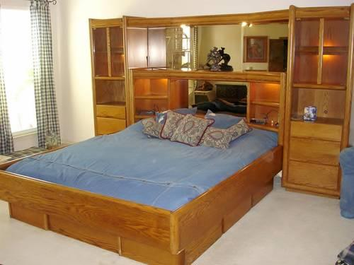 bedroom wall unit for sale in allen texas classified
