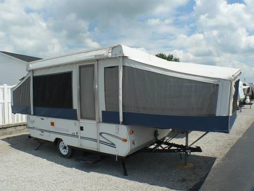 2001 Jayco Eagle 10sg Pop Up Camper For Sale In Clyde