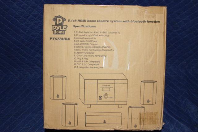 PYLE PT8000CH 8Ch HIGH POWER AMPLIFIER 8000 WATT