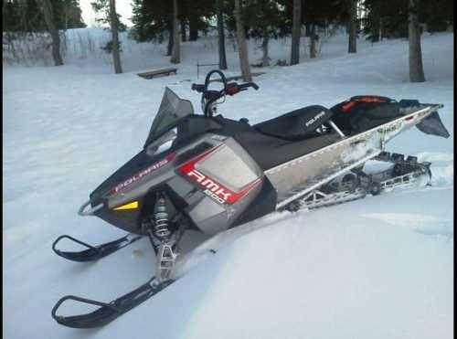 2013 Polaris 800 PRO RMK Snowmobile Powersport in Twin Falls, ID