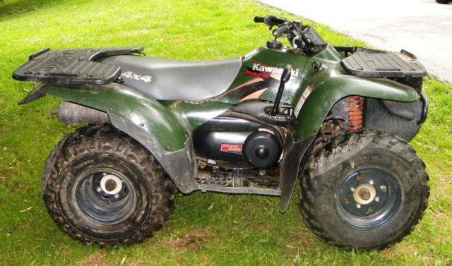 2000 Kawasaki Prairie ATV
