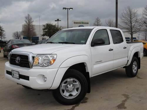 2011 toyota tacoma double cab prerunner pickup 4d 5 ft for sale in grapevine texas classified. Black Bedroom Furniture Sets. Home Design Ideas