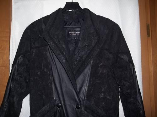ladies leather jacket (Price Reduced)