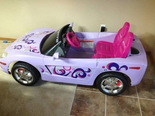 power wheels barbie purple corvette for sale in springfield missouri classif. Cars Review. Best American Auto & Cars Review