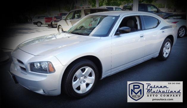 2008 Dodge Charger Sedan / Putnam Mulholland Auto Co