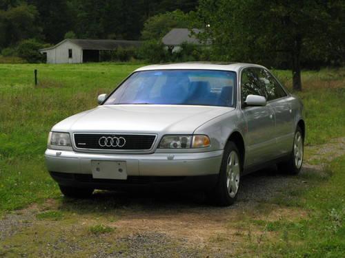 1998 Audi A8 Quattro Sedan....EXCELLENT!