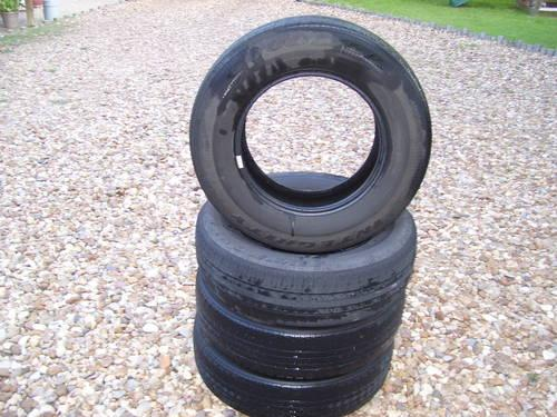 GOODYEAR INTEGRITY R16 TIRES