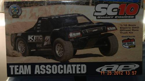 Team Associated Off Road Race Truck Kit -