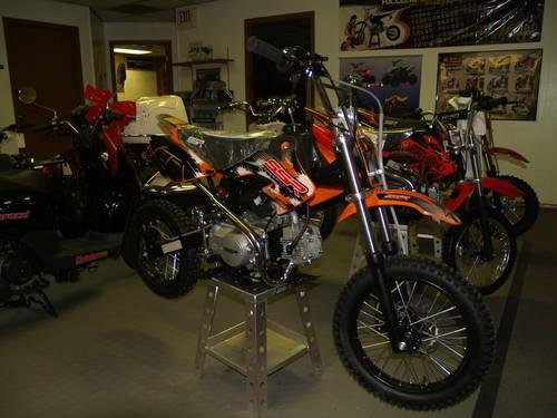 SSR 125cc SR RACERMAX-PRO Pit Bike