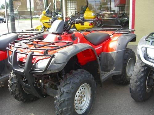 2007 Honda Rancher-TRX400FA