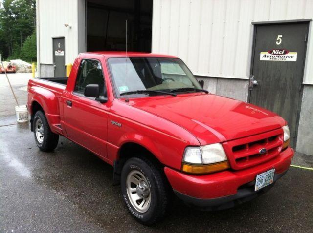 1999 FORD RANGER 4CYL