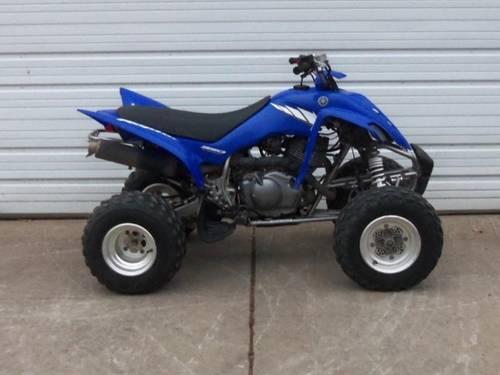 2005 yamaha raptor 350 for sale in junius south dakota for Yamaha raptor 350 for sale used