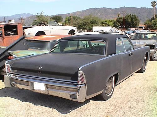 1965 lincoln continental rear bumper center for sale in. Black Bedroom Furniture Sets. Home Design Ideas