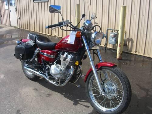 2012 Honda Rebel CMX250CC