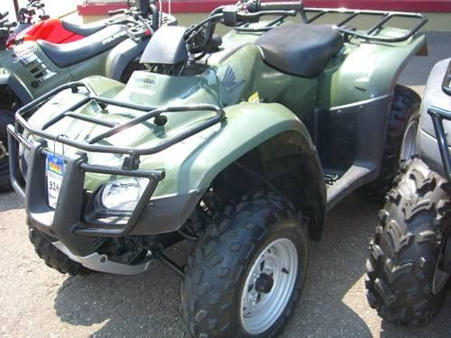 2009 Honda Recon TRX250