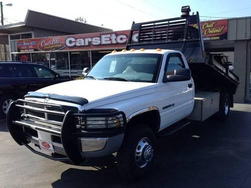 2000 Dodge Ram BR3500 Regular Cab Chassis-Cab ST