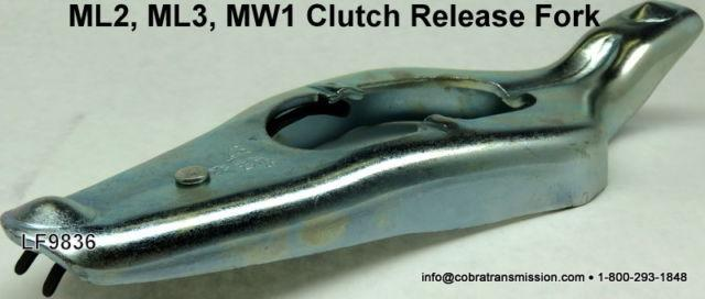 ML2,ML3,MW1 Clutch Release Fork