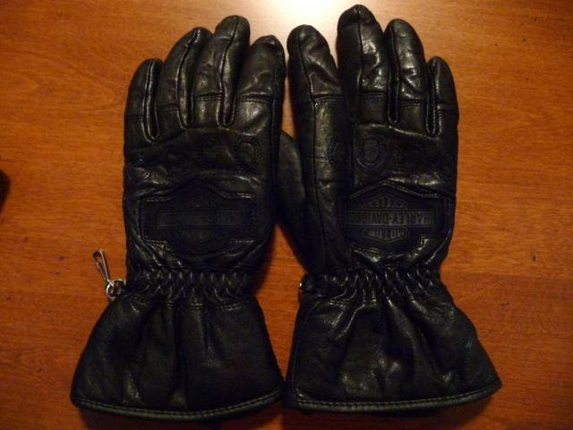 Gloves H-D winter riding Mens