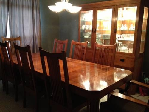 used dinette dining room set for sale in waterville ohio