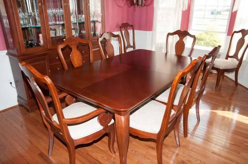 thomasville dining room set for sale in chalfont