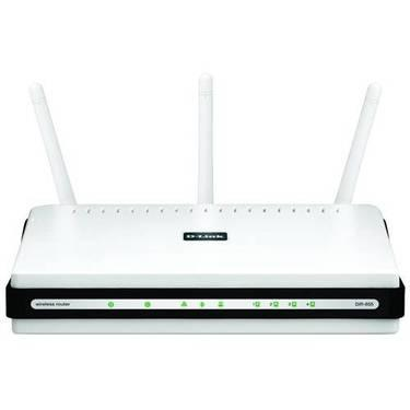 NEW D-Link Wireless Gigabit Router Dir-655/RE 11N