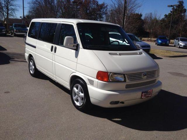 2003 Volkswagen Eurovan! GLS trim! 2nd row bucket seats! 1 owner!!