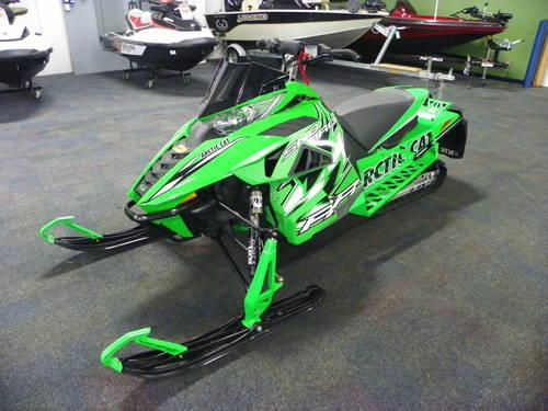 2013 Arctic Cat F1100 Turbo SnoPro RR w/690 miles and Warranty!