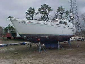 45ft sailboat