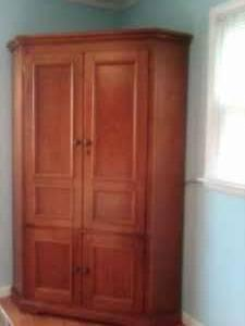 German Shrunk 3 piece cabinet for sale-moving must sell excellent cond