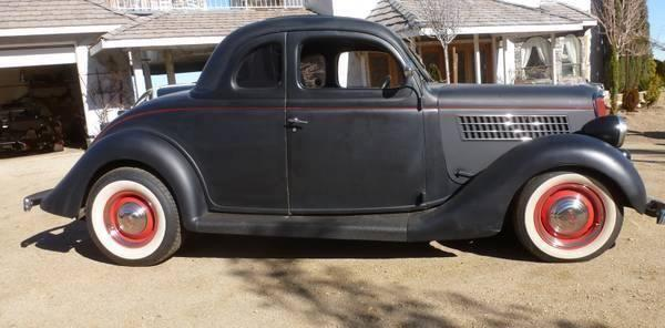 1935 Ford 5 Window for sale (CA) - $35,500