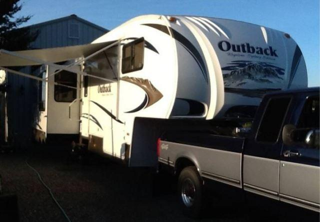 2011 Keystone Outback 330FRL For Sale In Sunnyside,Washington 98944