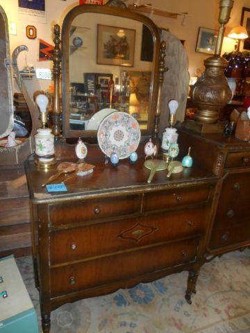 Dresser for sale: Nevis-7-drawer+mirror