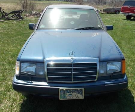 1991 Mercedes Benz 300E - MI Sale OR Trade SEE AD
