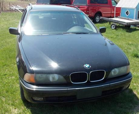 2000 BMW 528i - MI Sale OR Trade SEE AD