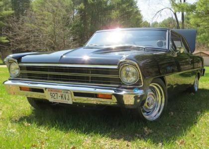 1967 Chevy Nova for sale (WI) - $39,900
